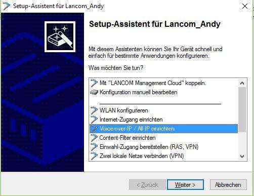 Fritzbox <b>7490</b> hinter <b>LANCOM</b> R883VAW via ISDN – Andys Blog