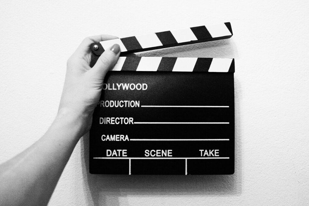 Ciack Direction Director Movie  - ElisaRiva / Pixabay